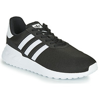 Sapatos Criança Sapatilhas adidas Originals LA TRAINER LITE J Preto / Branco