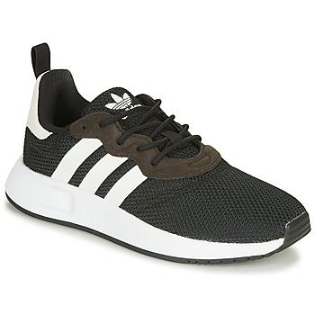 Sapatos Rapaz Sapatilhas adidas Originals X_PLR S J Preto