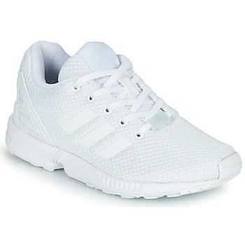 Sapatos Criança Sapatilhas adidas Originals ZX FLUX C Branco
