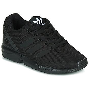 Sapatos Criança Sapatilhas adidas Originals ZX FLUX C Preto