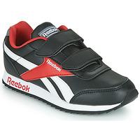 Sapatos Criança Sapatilhas Reebok Classic REEBOK ROYAL CLJOG Preto / Branco / Vermelho