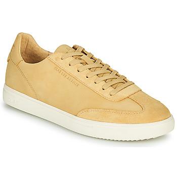 Sapatos Homem Sapatilhas Clae DEANE Camel