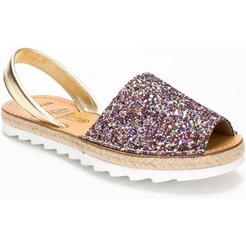 Sapatos Mulher Sandálias Avarca Cayetano Ortuño Menorquina piel mujer Multicolore