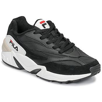 Sapatos Homem Sapatilhas Fila V94M N LOW Preto