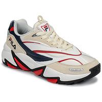 Sapatos Homem Sapatilhas Fila RUSH Branco / Bege / Vermelho