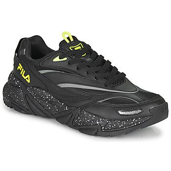 Sapatos Homem Sapatilhas Fila RUSH CB Preto
