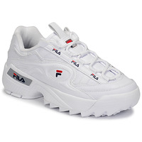 Sapatos Mulher Sapatilhas Fila D-FORMATION WMN Branco