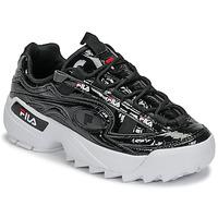 Sapatos Mulher Sapatilhas Fila D-FORMATION F WMN Preto