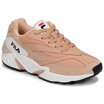 Sapatos Mulher Sapatilhas Fila V94M WMN Rosa