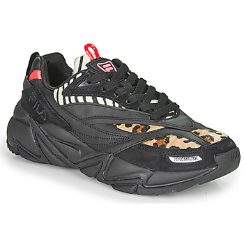 Sapatos Mulher Sapatilhas Fila RUSH F WMN Preto