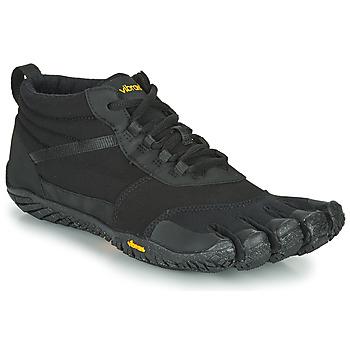 Sapatos Homem Sapatilhas de corrida Vibram Fivefingers TREK ASCENT INSULATED Preto / Preto