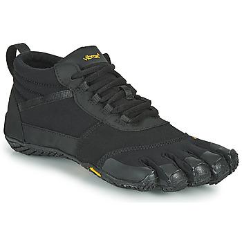 Sapatos Mulher Sapatilhas de corrida Vibram Fivefingers TREK ASCENT INSULATED Preto / Preto