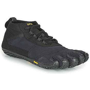 Sapatos Mulher Sapatos de caminhada Vibram Fivefingers V-TREK Preto / Preto