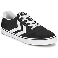 Sapatos Sapatilhas Hummel STADIL LOW OGC 3.0 Preto / Branco
