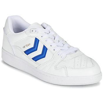 Sapatos Sapatilhas Hummel HB TEAM Branco / Azul