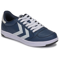 Sapatos Homem Sapatilhas Hummel STADIL LIGHT Azul
