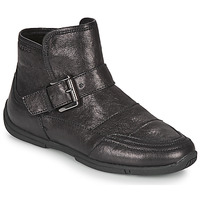 Sapatos Mulher Botas baixas Geox AGLAIA Preto