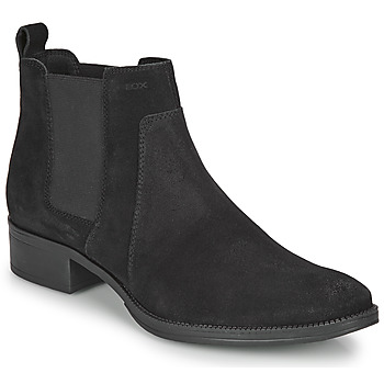 Sapatos Mulher Botins Geox LACEYIN Preto
