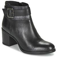 Sapatos Mulher Botins Geox NEW ASHEEL Preto