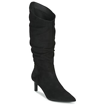 Sapatos Mulher Botas Geox BIBBIANA Preto