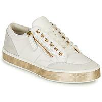 Sapatos Mulher Sapatilhas Geox LEELU Branco