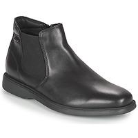 Sapatos Homem Botas baixas Geox BRAYDEN 2FIT ABX Preto