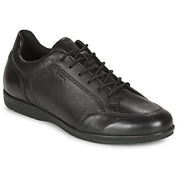 Sapatos Homem Sapatos Geox ADRIEN Preto