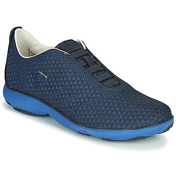 Sapatos Homem Sapatilhas Geox U NEBULA E Azul