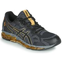 Sapatos Homem Sapatilhas Asics GEL-QUANTUM 360 6 Preto / Dourado