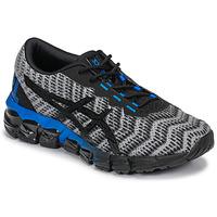 Sapatos Criança Sapatilhas Asics GEL-QUANTUM 180 5 GS Cinza / Preto / Azul