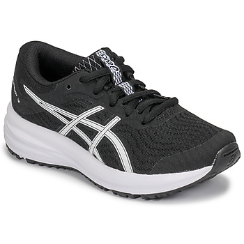 Sapatos Criança Sapatilhas de corrida Asics PATRIOT 12 GS Preto / Branco