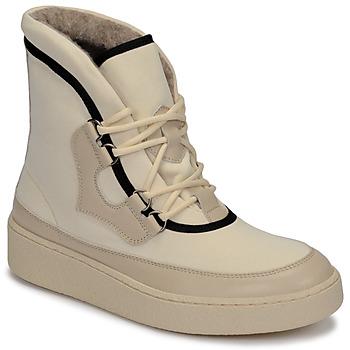 Sapatos Mulher Botas de neve Aigle SKILON HIGH Branco