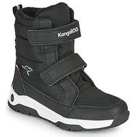 Sapatos Criança Botas de borracha Kangaroos K-MAJOR V RTX Preto