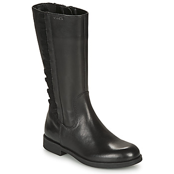 Sapatos Rapariga Botas Geox AGGATA Preto