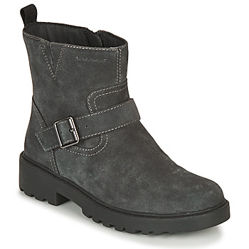 Sapatos Rapariga Botas baixas Geox CASEY WPF Cinza