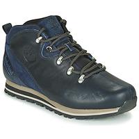 Sapatos Homem Botas baixas Timberland SPLITROCK 3 Azul
