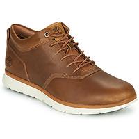 Sapatos Homem Botas baixas Timberland KILLINGTON HALF CAB Castanho