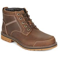 Sapatos Homem Botas baixas Timberland LARCHMONT II CHUKKA Castanho