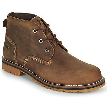 Sapatos Homem Botas baixas Timberland LARCHMONT II WP CHUKKA Castanho