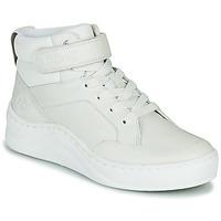 Sapatos Mulher Sapatilhas de cano-alto Timberland RUBY ANN CHUKKA Branco