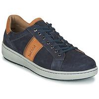 Sapatos Homem Sapatilhas Josef Seibel DAVID 01 Azul