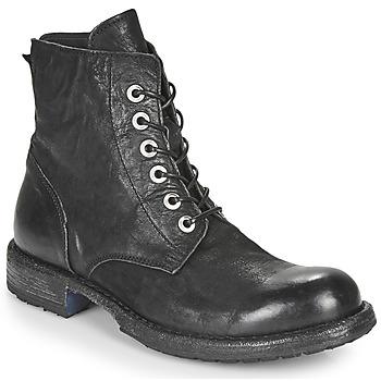 Sapatos Mulher Botas baixas Moma MALE Preto