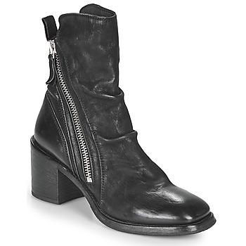 Sapatos Mulher Botins Moma NANINI Preto