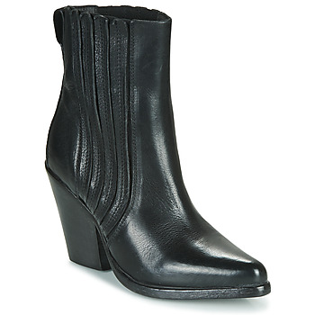 Sapatos Mulher Botins Moma CROSBY Preto
