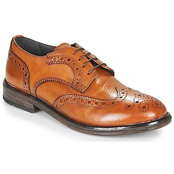 Sapatos Homem Botas baixas Moma HANCOK Castanho