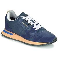 Sapatos Homem Sapatilhas Moma CRAFT Azul