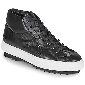 Sapatos Homem Sapatilhas Melvin & Hamilton MICK Preto