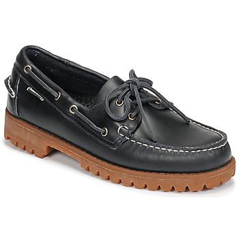 Sapatos Homem Sapato de vela Sebago RANGERWAXY Azul