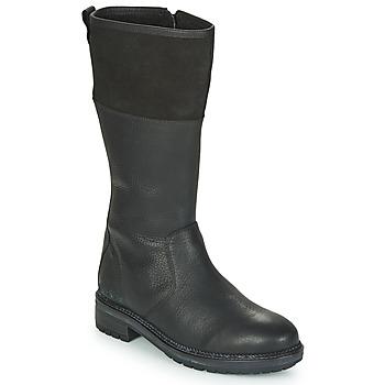 Sapatos Mulher Botas Kickers WATHIGH Preto