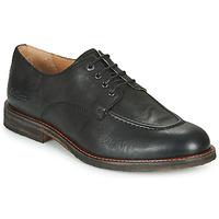Sapatos Homem Sapatos Kickers ALPHABI Preto